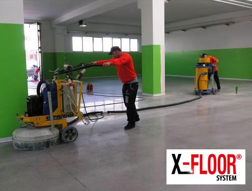 Современные методы ремонта и укрепления поверхностей и промышленных бетонных полов